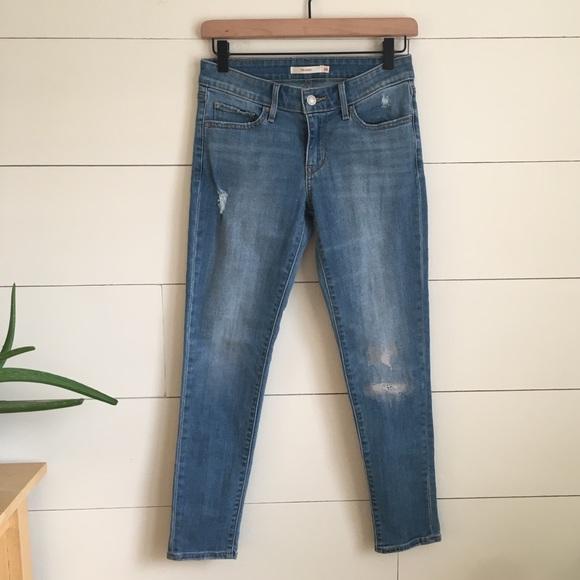 Levis Skinny Jean Levi's Jeans jeggings NWOT 711